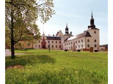 Tyresö slott från norr, foto Peter Segemark Nordiska museet