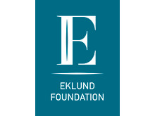 Eklund Foundation logotype CMYK