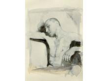 Målning av Nino Ramsby - Transboy