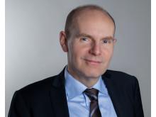 Konsernsjef Gorm Frimannslund i Bane NOR
