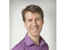 Jim Dowling, ledare av forskningsprojektet Hops vid SICS och KTH.
