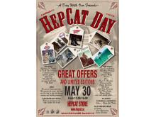 HepCat Day 2015 Affisch