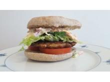 Fiskeburger i pita à la FoodForce