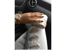 Cash seized