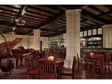 The Jazz Bar – Fairmont Peace Hotel