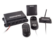 High res image - Raymarine - Ray 90/91 Group with transceiver and wired stations