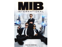 Men in Black Official Poster