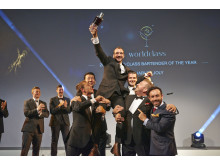 Vinnare av WORLDCLASS 2014 - Charles Joly