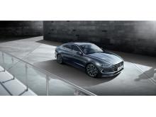 Helt nye Hyundai Sonata. Foto: Hyundai