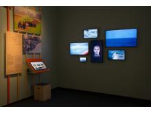 Min flykt över havet - utställningsbild 3