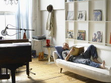 Komfort med Webers ljudgolv - weberfloor acoustic