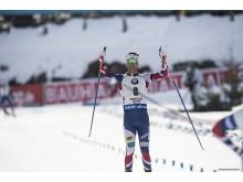 Ole Einar - jakstart VM Hochfilzen