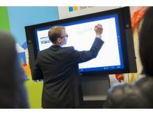 Microsoft på Vitalis