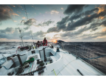 HI-res image - Inmarsat - Maiden sailing to New Zealand