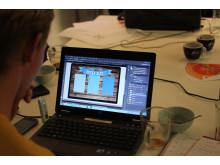 Arbetet pågår på Sveriges yngsta byrå