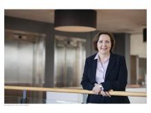 Konsernsjef Grethe Bergly i Multiconsult vil integrere bærekraft i selskapets rådgivning.