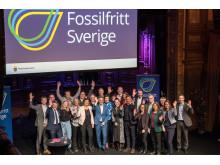 Fossilfritt Sverige konferens 20 mars 2019