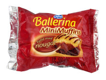 Ballerina Minimuffins portion