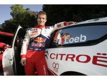 Loeb i C4 WRC på jakt efter sitt 6:e VM-Guld