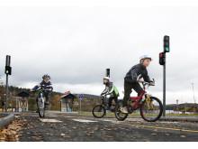Trans'matorn sykkelpark i Asker