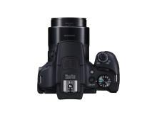 Canon Powershot SX60 HS top