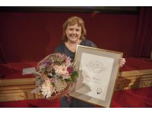 Helena Bengtsson, vinnare av Årets Förnyare 2016