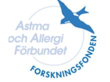 Logga Astma- och Allergiförbundets forskningsfond