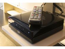 Blu-Ray spelare med 3D- stöd