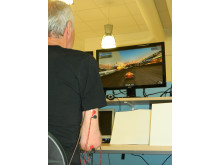 New method for the treatment of phantom limb pain/gaming