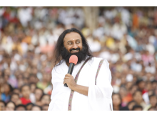 Sri Sri Ravi Shankar is a revered global humanitarian and a renowned ambassador of peace.