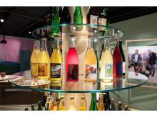 Cider på Spritmuseum - flasktorn
