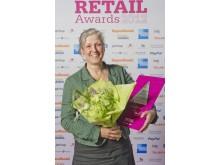 Vinnare Årets hållbara butik, Retail Awards 2012, Ikea