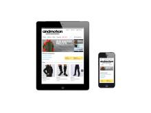 andmotion - platta och mobil