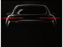 Fords nya elbil som lanseras 2020 är inspirerad av Ford Mustang.