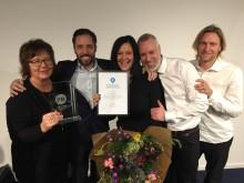 Luleå är Placebrander of the Year 2015