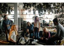 The Gifted säsongspremiär på FOX tisdag den 11 oktober kl 22.00.