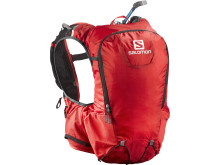 Salomon Skin Pro 15 set, bright red