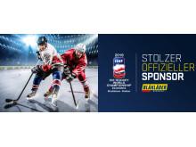 Blåkläder ist offizieller Sponsor der Eishockey WM