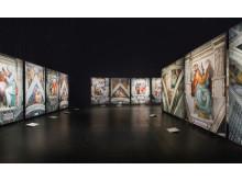 Michelangelo - målningar från Sixtinska kapellet