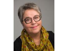 Rose-Marie Lindfors, programkoordinator för Berättarfestivalen i Skellefteå