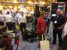 The OXE at The Workboat Expo