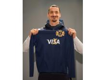 Zlatan Ibrahimović x Visa