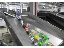 Plastflasker optælles