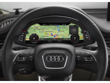 Audi Q7 Virtual Cockpit