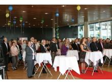 Invigning av BTH:s huvudcampus i Karlskrona 9 september