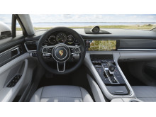 Interior Porsche Panamera Turbo S E-Hybrid Sport Turismo
