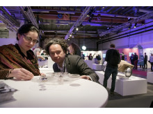 Diana Drewes och dr Sascha Peters, Haute Innovation