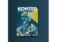 KONTER - Die zweite Ausgabe