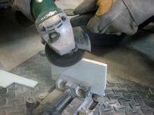 Norton Clipper Multi-Material - Användning - slipning av kakel