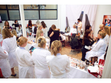Ladies Fashion Night, styling och makeup